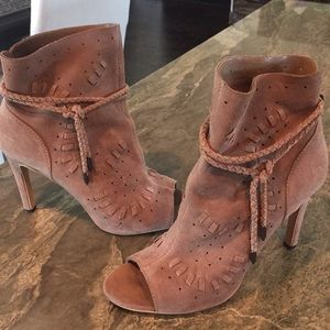 Shoes - Dolce Vita Suede booties
